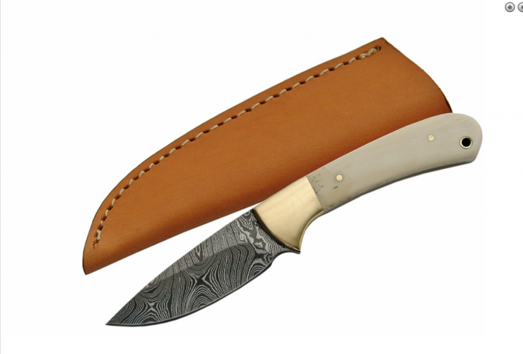 No. 0179 DAMASCUS Knife