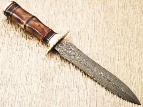 No. 451 Damascus Knife