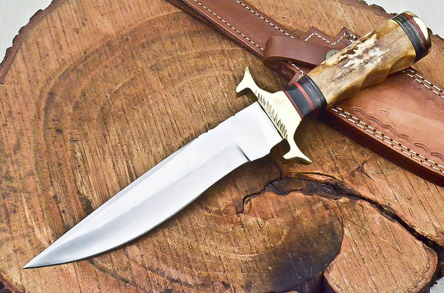 No. 038 D2 Stainless Steel Knife