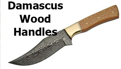 - Wooden Handled