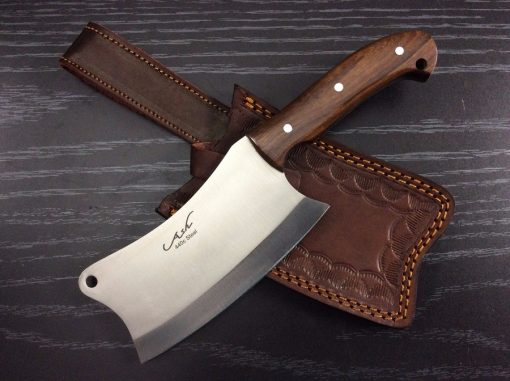 440c Stainless Steel Cleaver