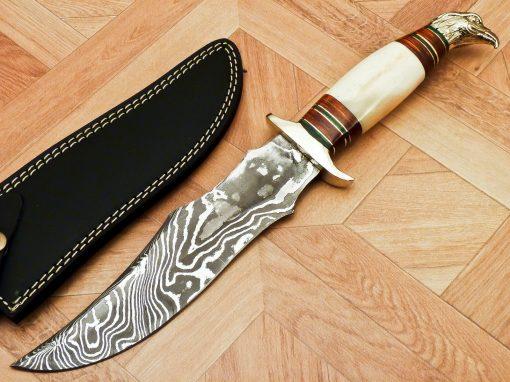 Damascus dagger 630