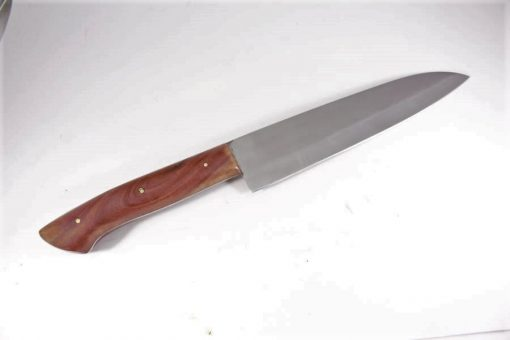 Stainless Steel Knife with Walnut Wood Handle
